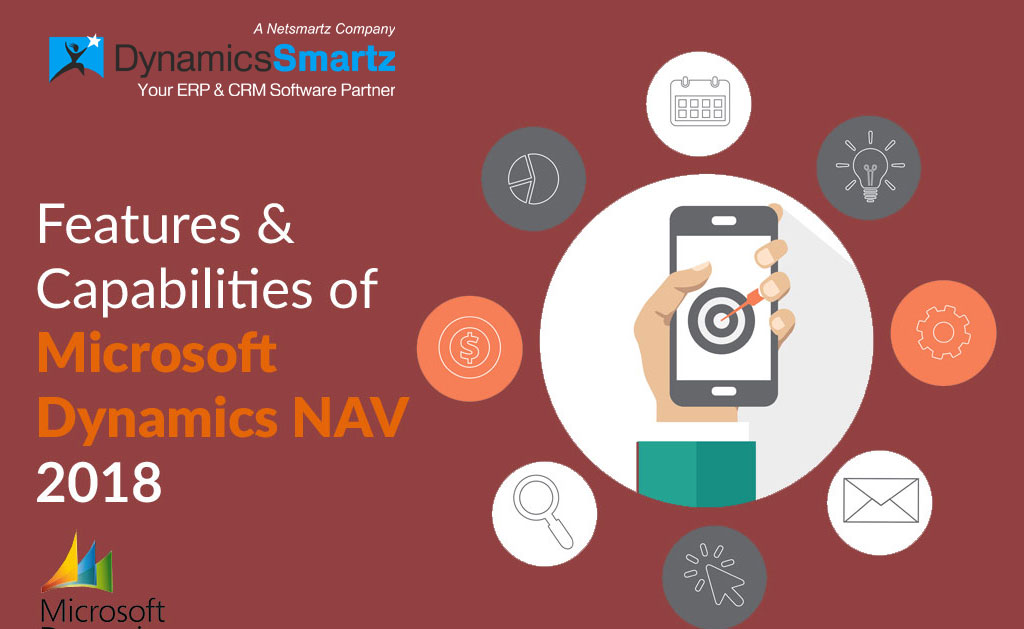 Guide to Microsoft Dynamics NAV 2018 | Product Features & Capabilities