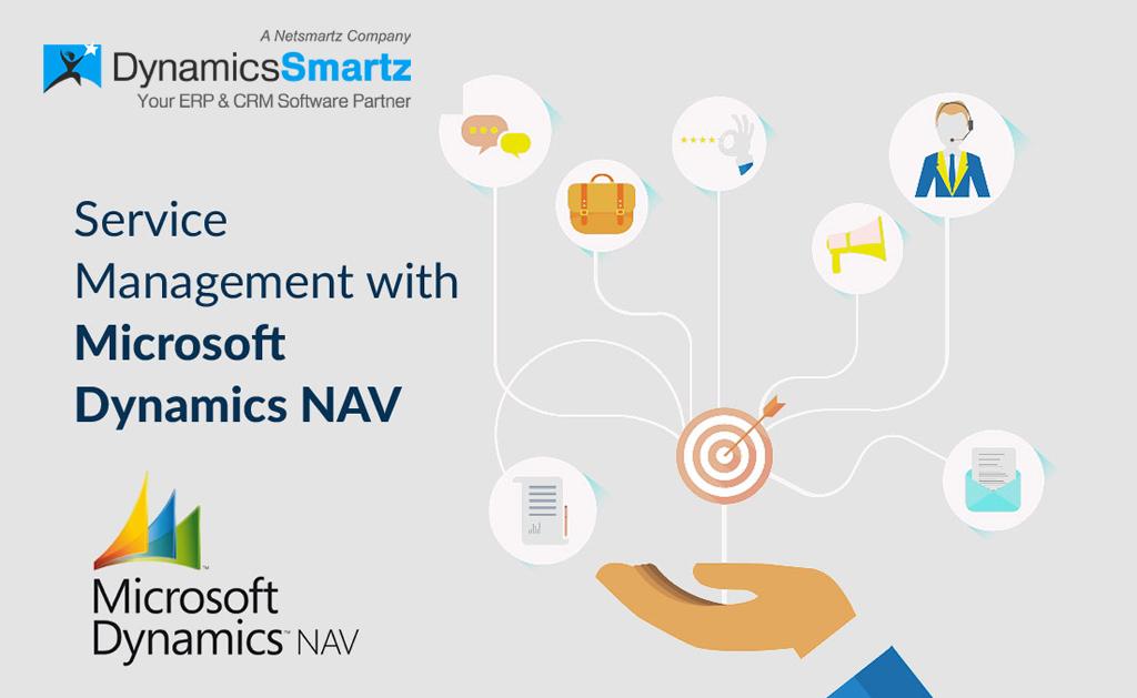 Microsoft Dynamics NAV for Service Management | DynamicsSmartz