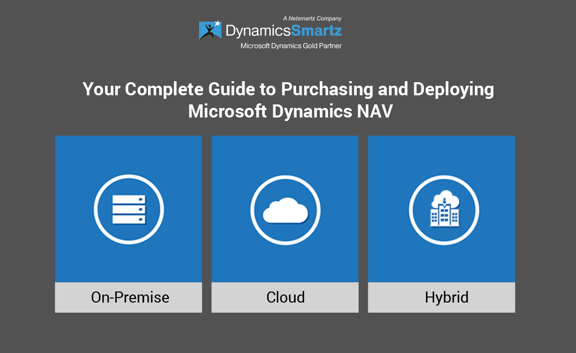 Guide to Purchasing and Deploying Microsoft Dynamics NAV