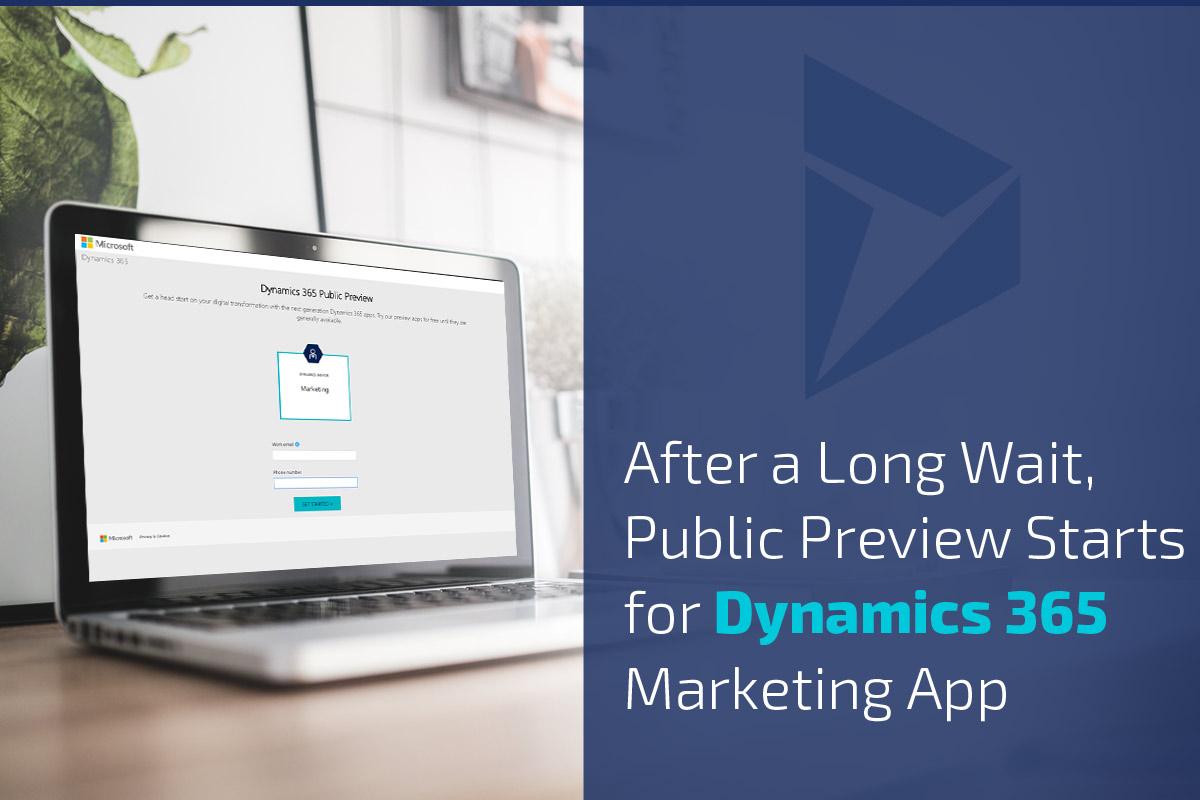 Microsoft Dynamics Marketing