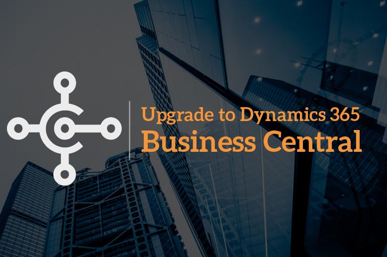 Upgrade to Dynamics 365