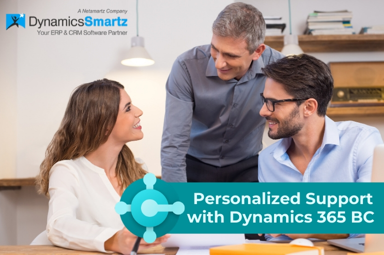Personalized Support with Dynamics