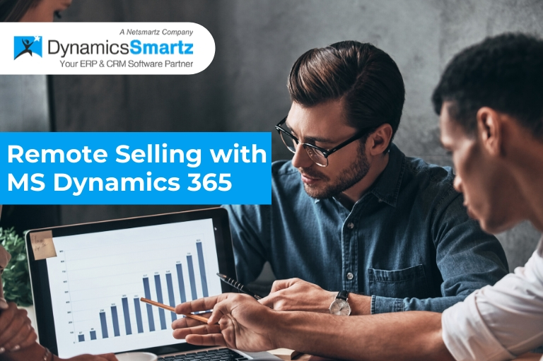Remote Selling with Dynamics 365