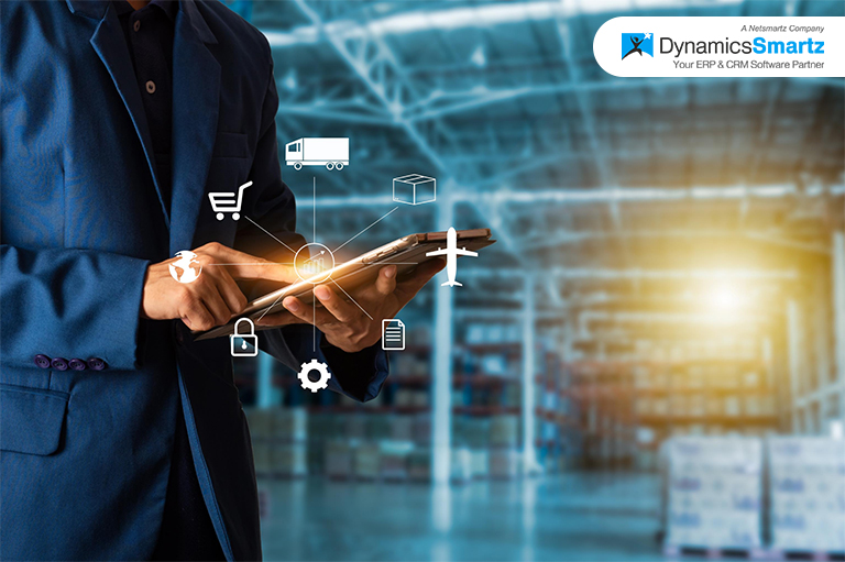 Dynamics 365 Business Central for supply chain management