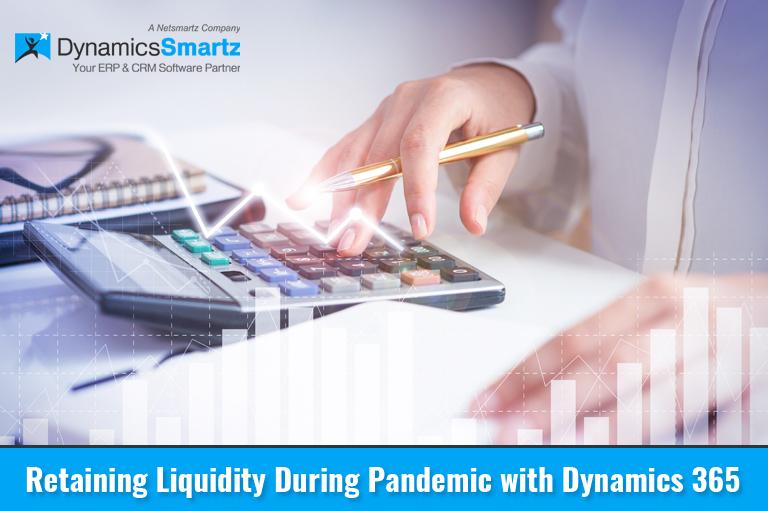 Retaining Liquidity during Pandemic