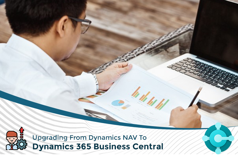 Upgrade NAV to Dynamics 365