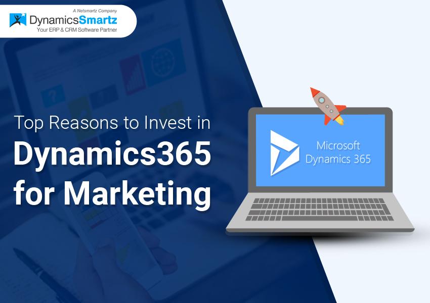 Dynamics365 for Marketing