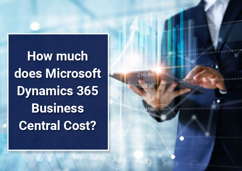 Dynamics 365 Business Central Cost