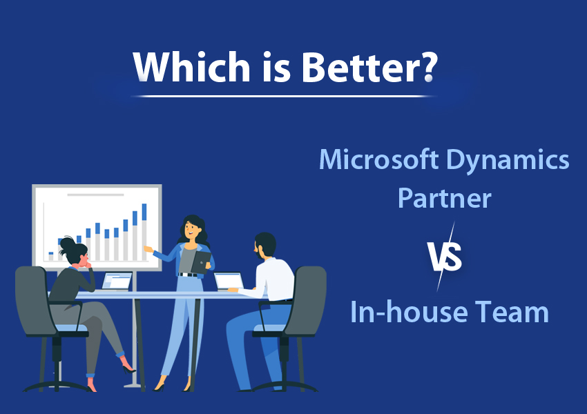 In-house Team vs Microsoft Dynamics Partner