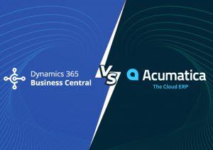 Dynamics 365 Business Central vs Acumatica